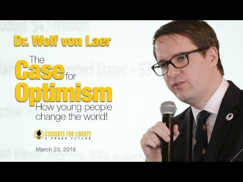The Case for Optimism: How young people change the world