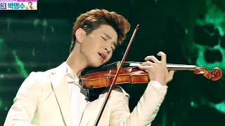 2014 MBC 방송연예대상 - Henry The powerful Violin perf...