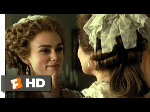 The Duchess (1/9) Movie CLIP - I Have Heard A Rumor (2008) HD poster