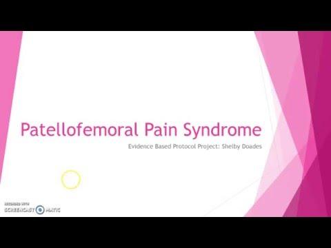 Doades ATTR 472 Patellofemoral Pain Syndrome EBP Presentation