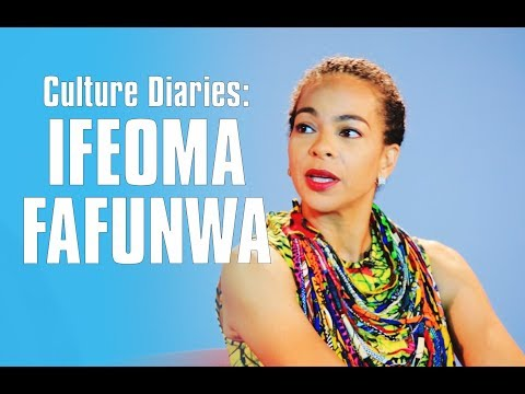 Culture Diaries Meets Theatre Director Ifeoma Fafunwa