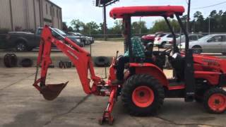2010 KUBOTA B26 For Sale