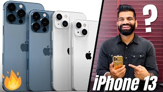 iPhone 13 Is Here - All New Updates We Know So Far🔥🔥🔥