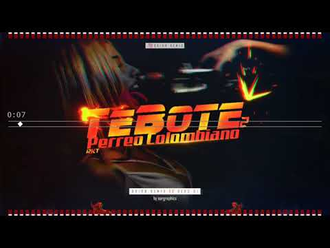 Te bote 2 + Perreo colombiano (RKT) - Keko DJ ft Brian Remix