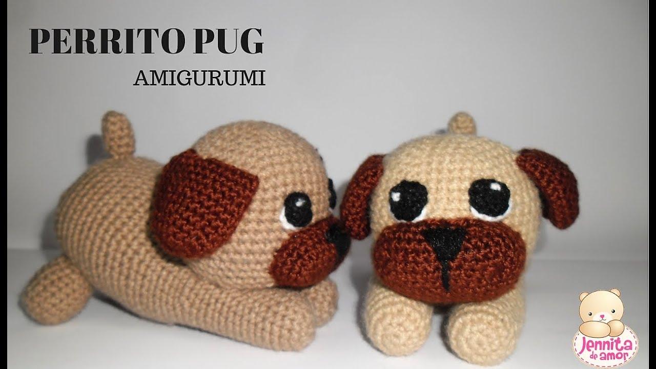 PDF AmiDogs Pug amigurumi dog CROCHET PATTERN | Etsy | 720x1280