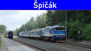 Vlaky pik 17.07. 2019