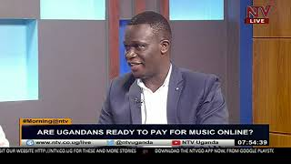 Are Ugandans ready to pay for music online? | MORNING AT NTV