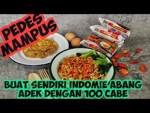 Warung makan indomie ABANG ADEK ini beralamat di wilayah tomang Menu juga dapat di minta sesuai sele.