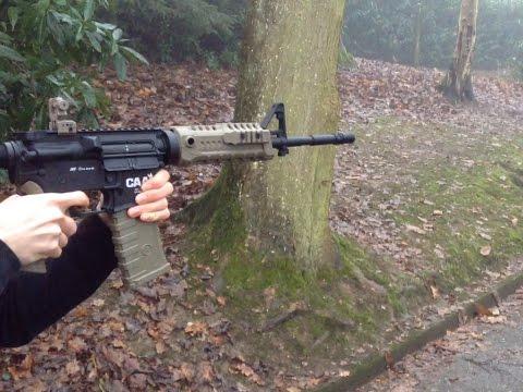 (Airsoft) M4 Carabine CAA Asg (FR)