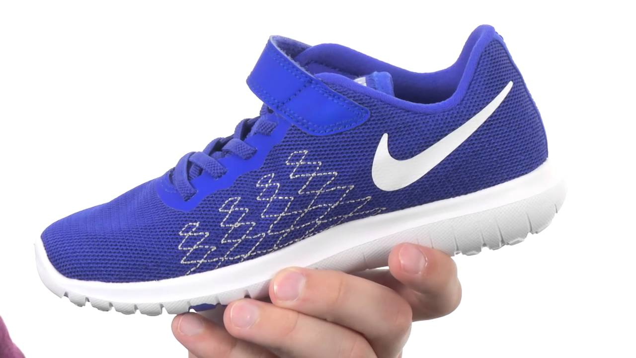a322bedacefd Nike Kids Flex Fury 2 (Little Kid) SKU 8621443 - YouTube