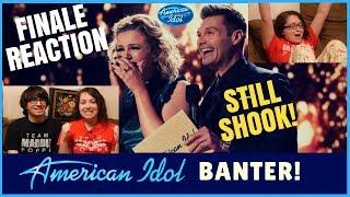 American Idol 2018 FINALE WINNER Reaction - Maddie Poppe Reaction!