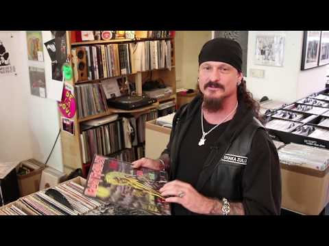 ICED EARTH - Jon Schaffer (Record Store Feature)