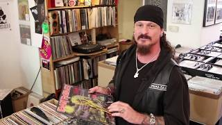 Jon schaffer from iced earth has been in a local record store to share with us albums which have influenced him over the years! follow our (forever changing)...