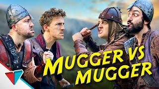 Bumping into your rivals - Mugger vs Mugger