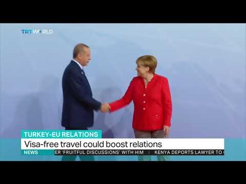 Turkey meets criteria for visa-free EU travel