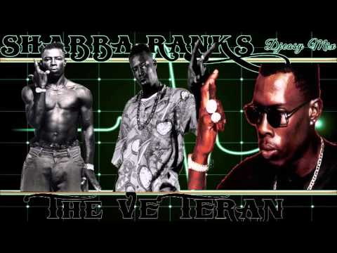 Shabba Ranks The Veteran  80S & 90s Juggling  mix by djeasy