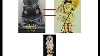 1977 Buddha and Mithra are Brothers in Lawブッダとミトラは、義兄弟であったbyはやし浩司Hiroshi Hayashi, Japan