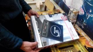 Распаковка индукционной плиты Hilton 3897 из rozetka.com.ua