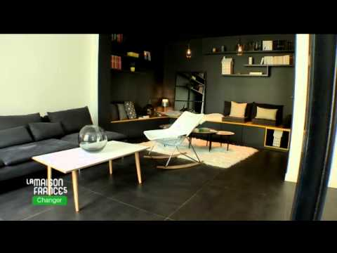 la touche deco dans la maison france 5 youtube. Black Bedroom Furniture Sets. Home Design Ideas