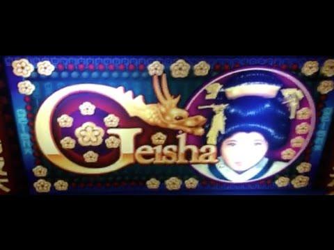 Geisha **BIG** JACKPOT HANDPAY - Free Spins BONUS