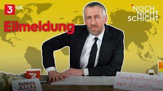 "Sebastian Pufpaff – Merkel stört die Osterruhe: ""War mein Fehler!"""