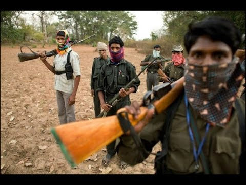 Attack On Maoists  War Within India 26 10 16