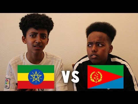 LANGUAGE CHALLENGE | Amharic vs Tigrinya