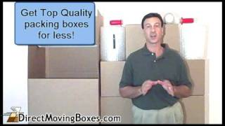 Where to get Cheap Moving Boxes and moving supplies for packing