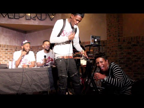 85 South At The West Palm Beach Improv  'Thassa Woman!' - @DCYoungFly @karlousm @claytonenglish