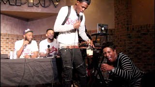 Video 85 South At The West Palm Beach Improv  'Thassa Woman!' - @DCYoungFly @karlousm @claytonenglish download MP3, 3GP, MP4, WEBM, AVI, FLV Maret 2018