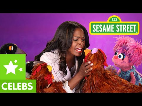 Sesame Street: Nia Long Divides