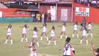 Miami Carol City Chiefs Cold Hearted Snake routine 2004