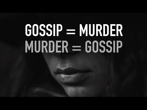 ╫ Gossip - This is worse than you thought