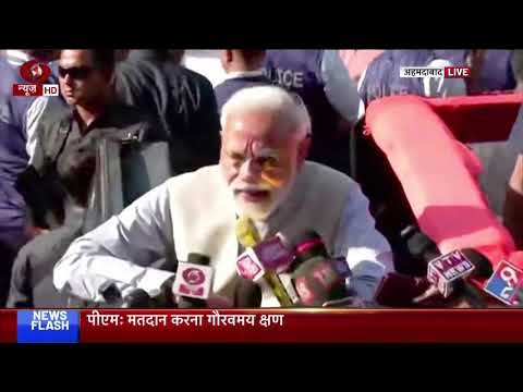 PM urges people to join the festival of democracy