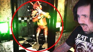 HE ATACADO A FOXY..QUEDA MAL.. NOCHE INFERNAL  | Creepy Nights at Freddys (FNAF 1 REMASTERIZADO)