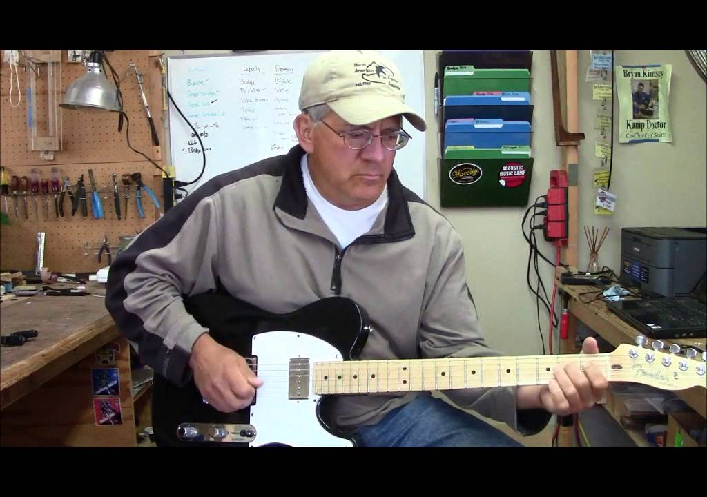 fender telecaster with phat cat dirty harry pickups youtube. Black Bedroom Furniture Sets. Home Design Ideas