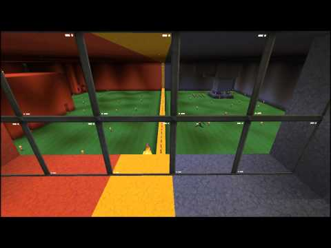 Capture The Flag Sever Games - G0 - The Pregame