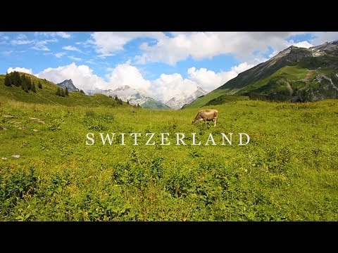 SLOW DOWN | A Switzerland Travel Film