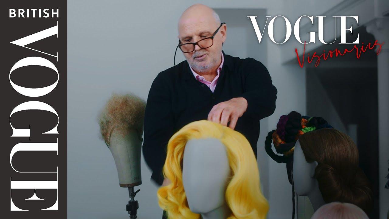 Sam McKnight: Vogue Visionaries   Episode 3   British Vogue & YouTube