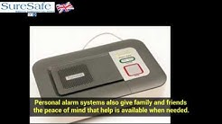 Emergency Call Button For Elderly - Personalalarms.org