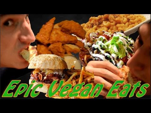 What I Ate Today ✸ EPIC VEGAN EATS ✸ Hogtown