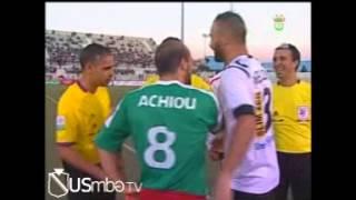 وفاق سطيف 0- 0 اتحاد بلعباس الدوري الجزائري - الدرجة الأولى ( الجولة 2 ) usmba tv