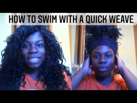 How to swim with a quick weave youtube how to swim with a quick weave pmusecretfo Images