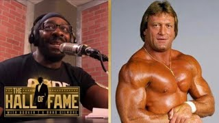 Booker T Pays Tribute to Paul Orndorff