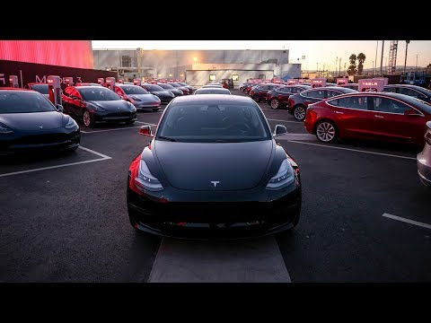 5 Facts about the Tesla Model 3