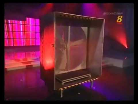 Magic Babe Ning 女魔術師 & JC Sum Illusion 翱翔万里伍星夜 Five Stars Carnival #3