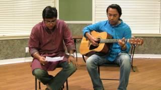 Eso Amar Sohore Ekbar - Anjan Dutta - Covered by Subhajit and Sudipto