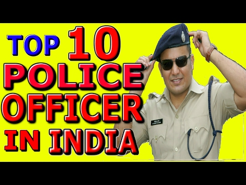 Top 10 police officers in india I Real Dabangg police officers I India's Top Facts