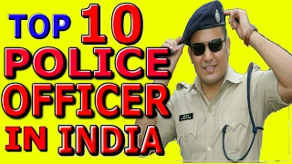 Top 10 police officers in india I Real Dabangg police officers I India