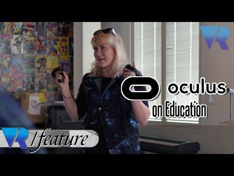Oculus: Bringing VR Education To You